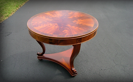 Restore your furniture to increase its value while maintaining authenticity